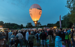 Die Ballonfiesta von 13. bis 15. Juli 2018 am Campingpark Gitzenweiler Hof in Lindau!