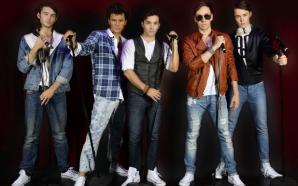Boybands Forever am Mittwoch, 17. Oktober 2018 in der bigBOX ALLGÄU in Kempten!
