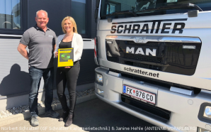 Schratter Karosserietechnik – Spot des Monats Februar 2018!