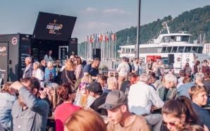 Der Street Food Market von 14. bis 16. September 2018 beim Hafen Bregenz!