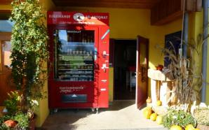 Lebensmittelautomaten in Vorarlberg!
