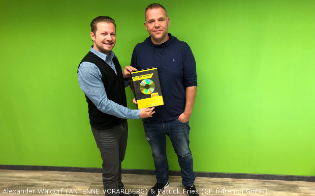 frifrench GmbH – Spot des Monats April 2018!