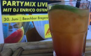 Exklusiv nur für euch: Der ANTENNE VORARLBERG Sundowner Cocktail! Wir mixen den perfekten Cocktail für den ANTENNE VORARLBERG Partymix LIVE!