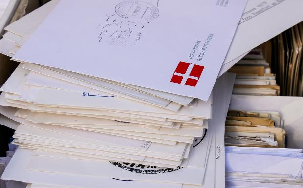 Liebesbriefe, Schulhefte und Co. –