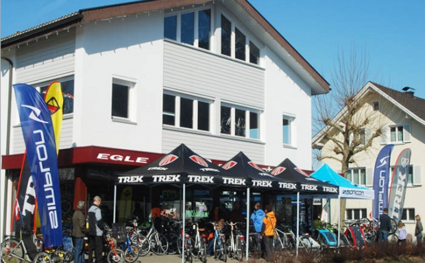Die TOP 10 der besten Fahrradgeschäfte in Vorarlberg