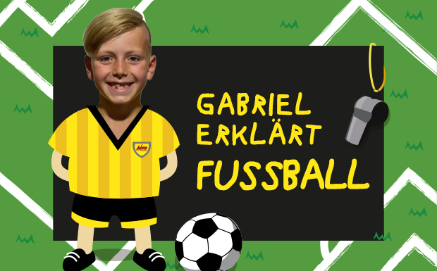"""Unsere WM-Comedy """"Gabriel erklärt Fußball"""""""