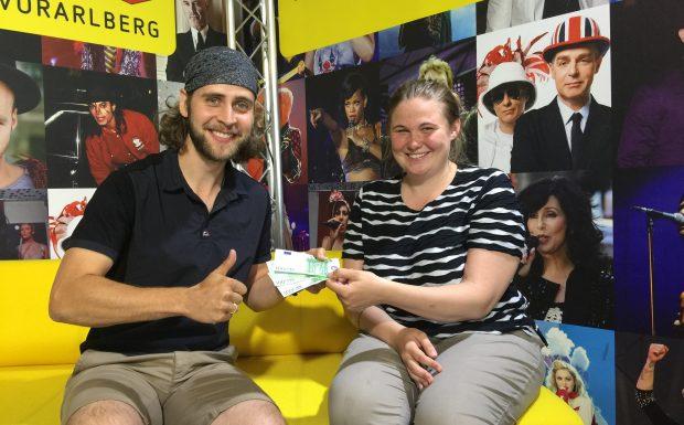 Melissa Gerbis aus Hörbranz gewinnt 300 Euro in BAR!