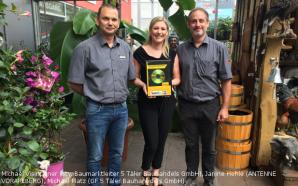 5 Täler Bauhandels GmbH – Spot des Monats Mai 2018!
