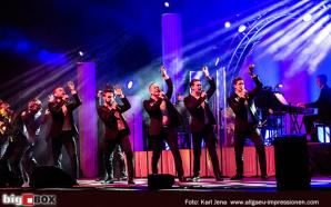 The 12 Tenors – Die Silvester-Gala am Montag, 31. Dezember 2018 in der bigBOX ALLGÄU in Kempten!