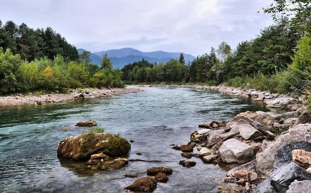 Die TOP 10 der schönsten Badeplätze an Flüssen in Vorarlberg!