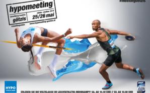 Hypomeeting Götzis am 25. & 26. Mai 2019 im Mösle-Stadion in Götzis!
