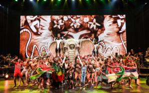 AFRIKA! AFRIKA! am Dienstag, 30. April 2019 im Festspielhaus in Bregenz!
