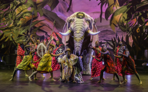AFRIKA! AFRIKA! am Donnerstag, 21. März 2019 in der bigBOX ALLGÄU in Kempten!