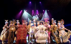 Disney Die Schöne und das Biest von 21. - 25. November 2018 im Festspielhaus in Bregenz!