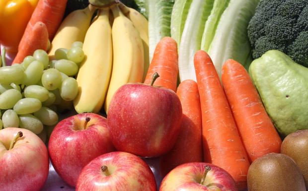 Dieses Obst und Gemüse ist mit Schale viel gesünder!