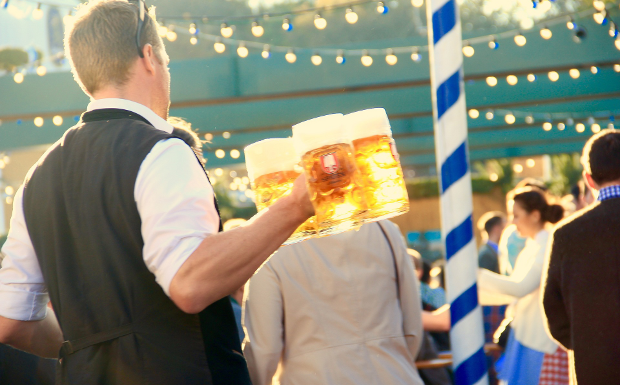 Do's and Dont's auf dem Oktoberfest!