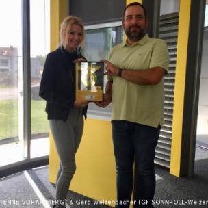 SONNROLL-Welzenbacher GmbH – Spot des Monats Juli 2018!