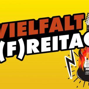 Der ANTENNE VORARLBERG – Vielfalt-V(F)reitag! Am Freitag, 02. Oktober mit den
