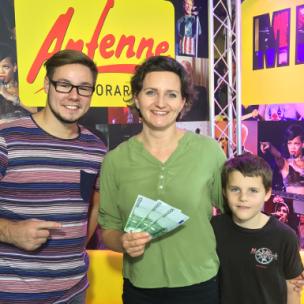 Elisabeth Mathis aus Mäder gewinnt 300 Euro in BAR!