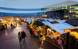Bodensee Weihnacht 2018 von 30.11. bis 21.12. auf dem Buchhornplatz in Friedrichshafen!