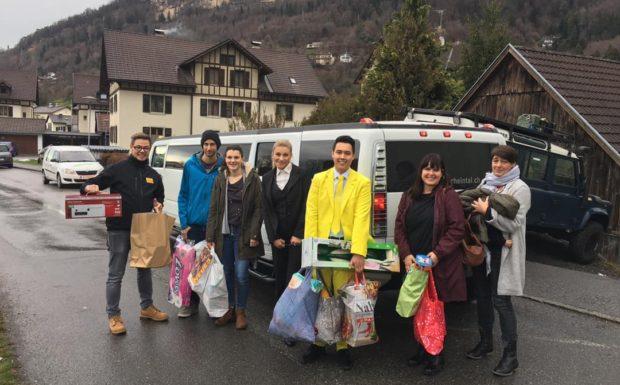 Benita Leimegger gewinnt den Weihnachtsbutler im Bregenzerwald