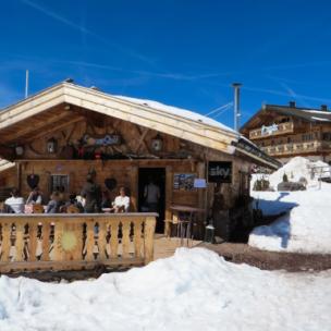 Die TOP 10 der besten Skihütten in Vorarlberg!