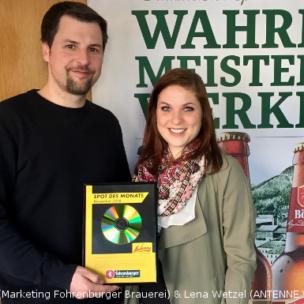 Fohrenburger Brauerei – Spot des Monats November 2018!