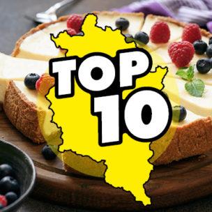 Die Vorarlberg TOP 10! Hier abstimmen: Wir suchen die 10 besten Kuchen in Vorarlberg!