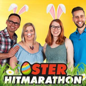 Der ANTENNE VORARLBERG Osterhitmarathon – die Top 777!