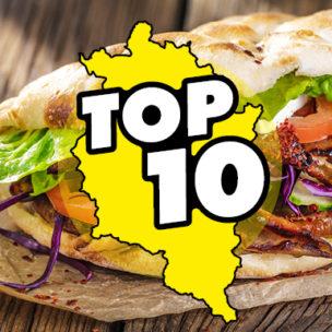 Die Vorarlberg TOP 10! Hier abstimmen: Wir suchen die 10 besten Dönerläden in Vorarlberg!