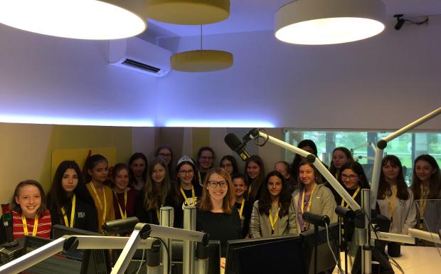 NMS Institut St. Josef, 3b (Schuljahr 2018/19)