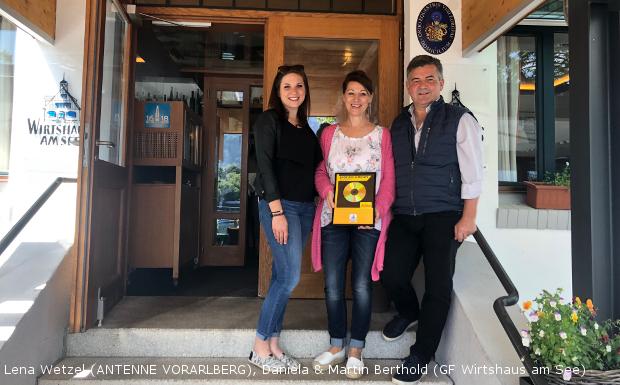 Wirtshaus am See – Spot des Monats April 2019!