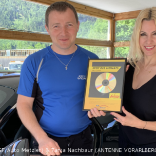 Auto Metzler – Spot des Monats Mai 2019!