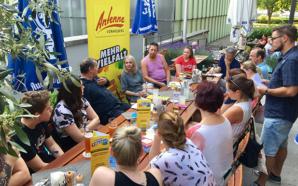 Der ANTENNE VORARLBERG – Sommer-Stammtisch!