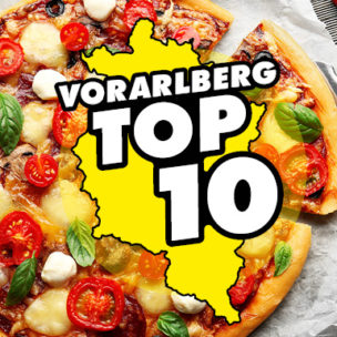 Die Vorarlberg TOP 10: beste Pizza Hier abstimmen: Wir suchen die 10 besten Pizza in Vorarlberg!