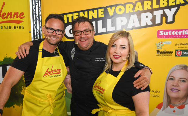 Das war die ANTENNE VORARLBERG – Grillparty 2019!