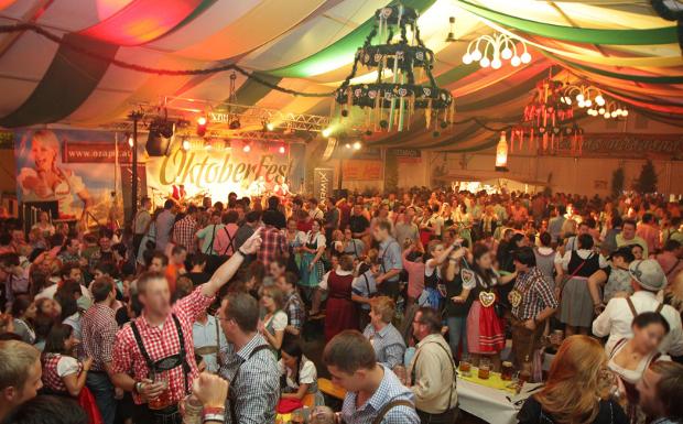Das 9. Bludenzer Oktoberfest