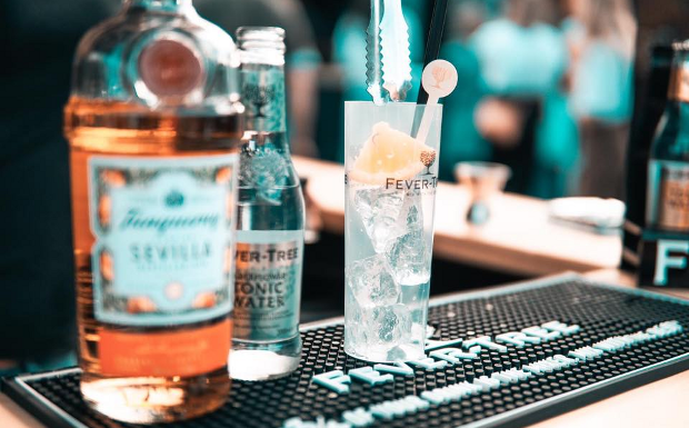 Fever-Tree Gin & Food Market