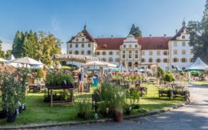 Die 17. HOME & GARDEN von 10. bis 13. September 2020 im Schloss Salem!