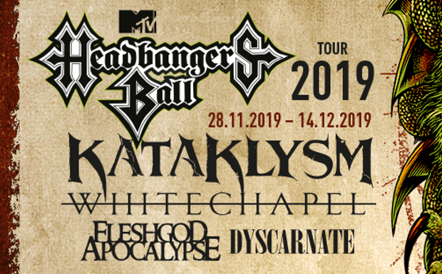 MTV Headbanger's Ball 2019