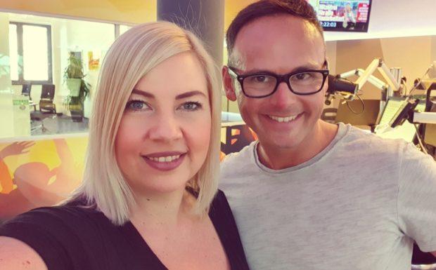 Das ANTENNE VORARLBERG – Frühstücksradio mit Sandra & Veithi