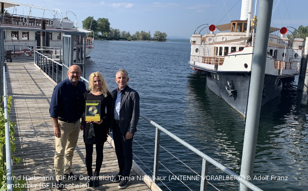 Hohentwiel Schifffahrtsgesellschaft m.b.H – Spot des Monats August 2019!