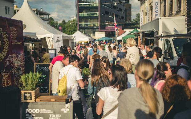 Der Street Food Market Lindau