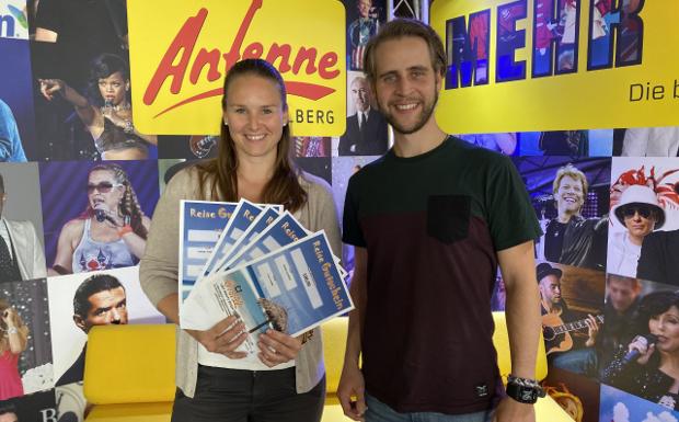 Alexandra Schneider aus Fußach gewinnt 500 Euro von 5 vor 12 Reisen!