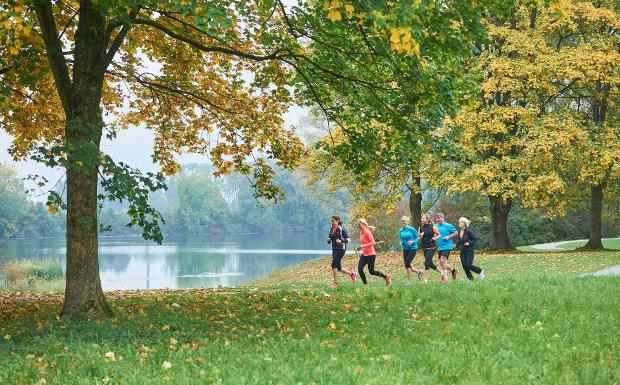 Die Bewegungstreffs im Herbst