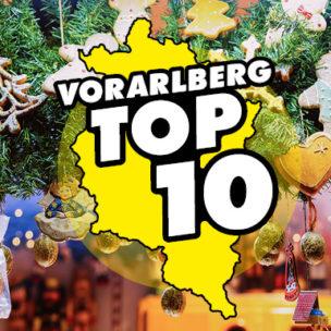 Die Vorarlberg TOP 10! Diese Woche suchen wir die TOP 10 der besten Deko-Läden für Herbst- und Weihnachtsdeko in Vorarlberg!