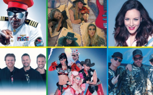 ABGESAGT: Die ANTENNE VORARLBERG Mega 90s Party am Samstag, 06. Juni 2020 im Messequartier Dornbirn!