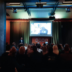 Radio-Marketing Event – Neandertaler im Kaufrausch