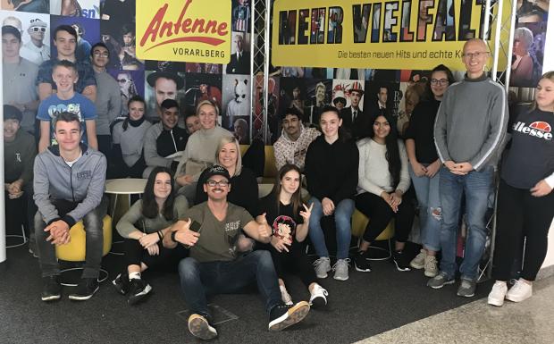 PTS Dornbirn, Klasse l (Schuljahr 2019/20)