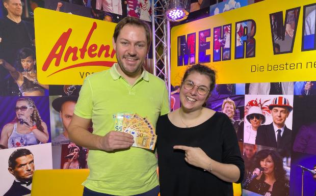 Lukas Hämmerle aus Lustenau gewinnt 500 Euro Weihnachtsgeld!